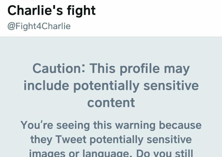 CHARLIE GARD. TWITTER BLOCCA L'ACCOUNT @FIGHT4CHARLIE. UN'ONDATA DI PROTESTE SUI SOCIAL.
